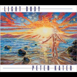 Cover image of the album Light Body by Peter Kater