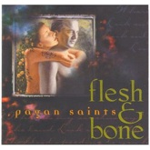 Cover image of the album Flesh & Bone by Pagan Saints