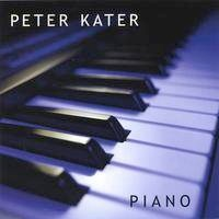 Cover image of the album Piano by Peter Kater