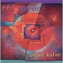 Cover image of the album Red Moon by Peter Kater