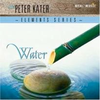Cover image of the album Water by Peter Kater