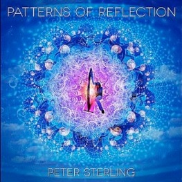Cover image of the album Patterns of Reflection by Peter Sterling