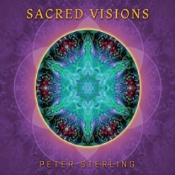 Cover image of the album Sacred Visions by Peter Sterling