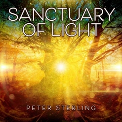 Cover image of the album Sanctuary of Light by Peter Sterling