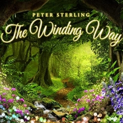 Cover image of the album The Winding Way by Peter Sterling