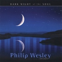 Cover image of the album Dark Night of the Soul by Philip Wesley