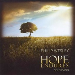 Cover image of the album Hope Endures by Philip Wesley