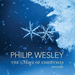Cover image of the album The Magic Of Christmas by Philip Wesley