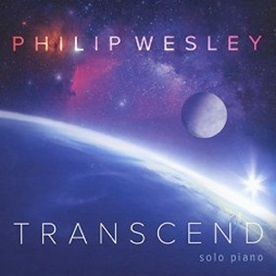 Cover image of the album Transcend by Philip Wesley