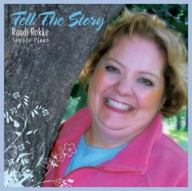 Cover image of the album Tell the Story by Randi Rokke