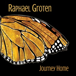 Cover image of the album Journey Home by Raphael Groten