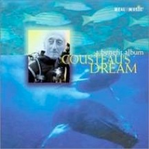 Cover image of the album Cousteau's Dream by Michael Hoppé