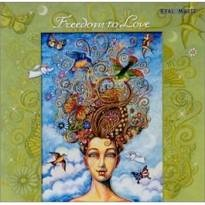 Cover image of the album Freedom to Love by Real Music Compilations