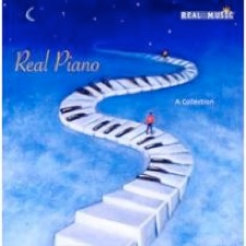 Cover image of the album Real Piano: A Collection by Real Music Compilations