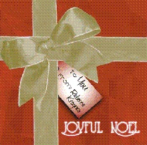 Cover image of the album Joyful Noel by Rebecca Kragnes