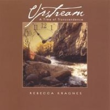 Cover image of the album Upstream by Rebecca Kragnes