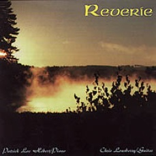 Cover image of the album Reverie by Chris Lonsberry and Patrick Lee Hebert