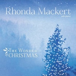 Cover image of the album The Wonder of Christmas by Rhonda Mackert