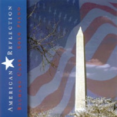 Cover image of the album American Reflection by Richard Carr