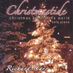 Cover image of the album Christmastide by Richard Carr