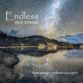 Cover image of the album Endless by Rick Sparks