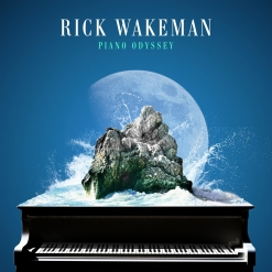 Cover image of the album Piano Odyssey by Rick Wakeman