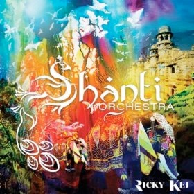 Cover image of the album Shanti Orchestra by Ricky Kej
