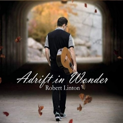 Cover image of the album Adrift in Wonder by Robert Linton