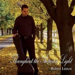 Cover image of the album Throughout the Autumn Light by Robert Linton