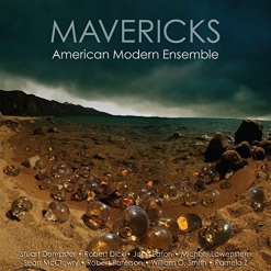 Cover image of the album Mavericks by American Modern Ensemble