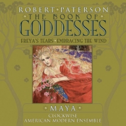 Cover image of the album The Book of Goddesses by Robert Paterson