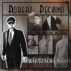 Cover image of the album Stripped by Robert Peckyno