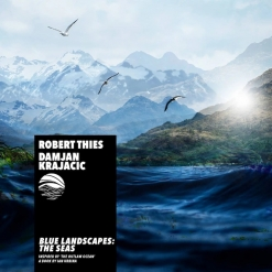 Cover image of the album Blue Landscapes: The Seas EP by Robert Thies