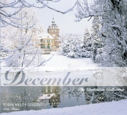Cover image of the album December: The Christmas Collection by Robin Meloy Goldsby