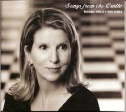 Cover image of the album Songs from the Castle by Robin Meloy Goldsby