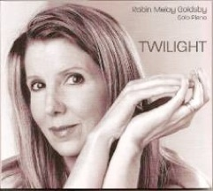 Cover image of the album Twilight by Robin Meloy Goldsby