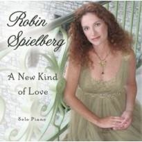 Cover image of the album A New Kind of Love by Robin Spielberg