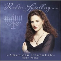Cover image of the album American Chanukah by Robin Spielberg