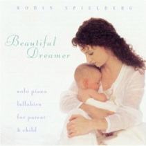 Cover image of the album Beautiful Dreamer by Robin Spielberg