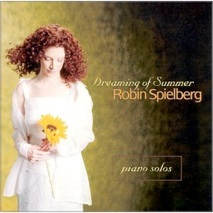 Cover image of the album Dreaming of Summer by Robin Spielberg