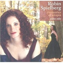 Cover image of the album Memories of Utopia by Robin Spielberg