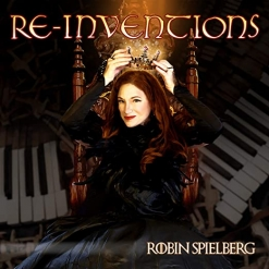 Cover image of the album Re-inventions by Robin Spielberg