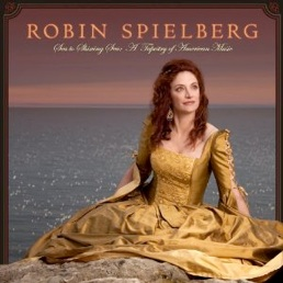Cover image of the album Sea to Shining Sea by Robin Spielberg