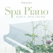 Cover image of the album Spa Piano by Robin Spielberg