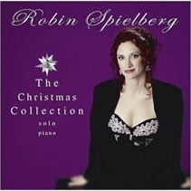 Cover image of the album The Christmas Collection by Robin Spielberg
