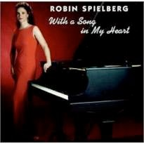 Cover image of the album With a Song in My Heart by Robin Spielberg