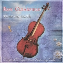 Cover image of the album Time On Earth by Ron Clearfield