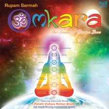 Cover image of the album Omkara: The Sound of Divine Love by Rupam Sarmah