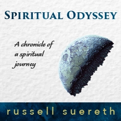 Cover image of the album Spiritual Odyssey by Russell Suereth
