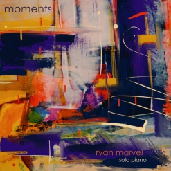 Cover image of the album Moments by Ryan Marvel